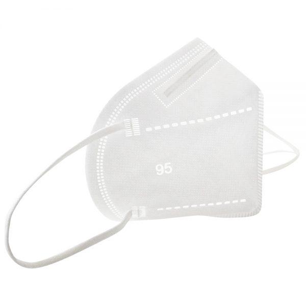 Respirator Ear Loop Side Profile